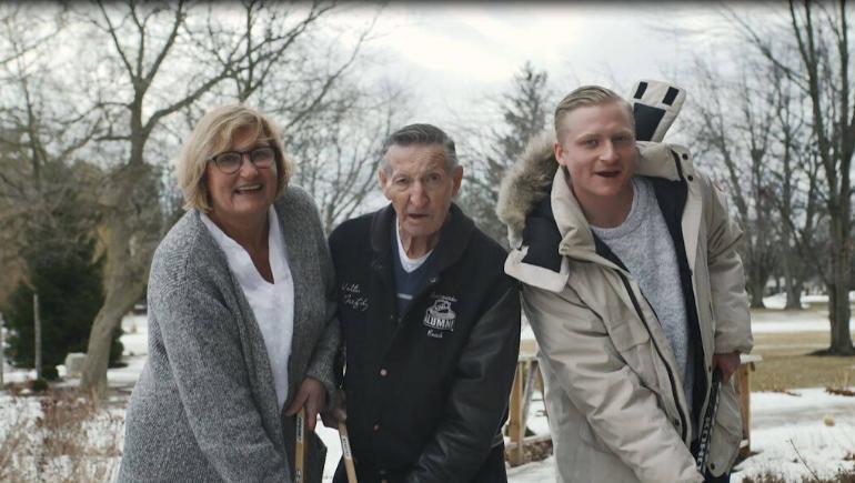 Walter Gretzky's ACP Story